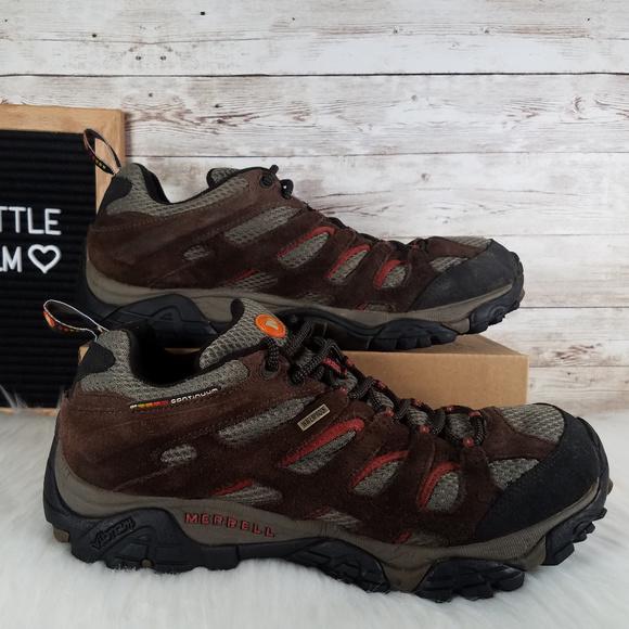b2006d69 Merrell Men's Moab 2 Waterproof Boots